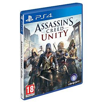 PS4 Videojuego assassin's Creed Unity  1 Unidad