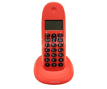 Motorola Teléfono inalámbrico C1001LB+ 1 unidad