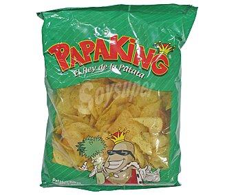Papaking Patatas fritas sabor ajo perejil 180 Gramos