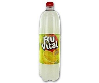Fruvital Refresco limón sin gas Botella de 1,5 Litros
