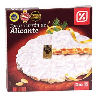 DIA Torta de turrón de alicante Estuche 200 gr