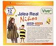 Complemento alimenticio de jalea real para niños vive plus 12 uds Vive+