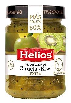 Helios Mermelada de ciruela y kiwi extra 340 g