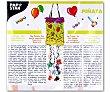 Piñata de 30x20x20 centímetros diseño fiesta 1 unidad PAP STAR Party