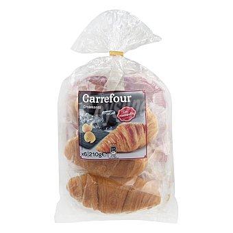 Carrefour Croissant con mantequilla 210 g