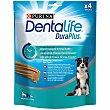 Snack dental para perro mediano Purina Dentalife Duraplus 197 g. 4 unidades Purina Dentalife