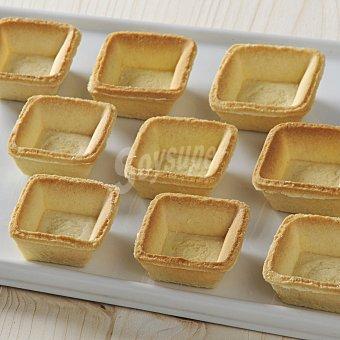 Carrefour Tartaleta mini Bandeja 16 unidades