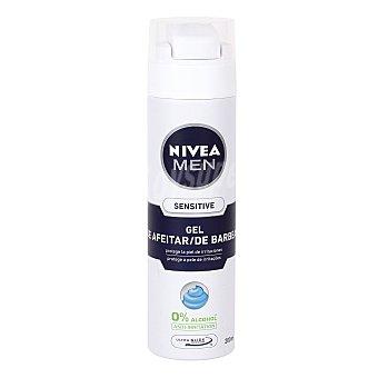 Nivea For Men Nivea Men Gel de Afeitar Sensitive 200 ml
