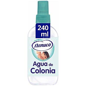 Nenuco agua de colonia fragancia original spray 240 ml