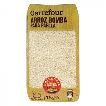 Carrefour Arroz bomba para paella categoría extra 1 kg 1 kg