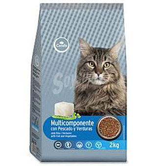 Condis Alim.gatos multicomponent 2 KGS