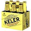 Cerveza Pack 6 x 25 cl Keler