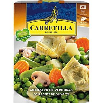 Carretilla Estilo casero menestra de verduras Estuche 240 g
