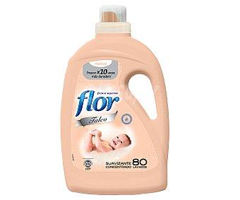 Flor Suavizante concentrado 80 lavados