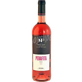 PERAFITA Vino rosado D.O. Empordá Botella 75 cl