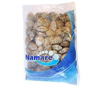 NAMARE Almeja negra 40/60 piezas 1 Kilogramo