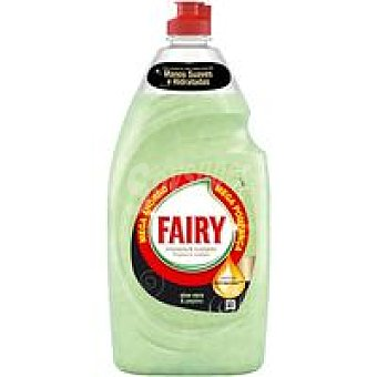 FAIRY Lavavajillas Mano Concentrado Aloe 900 ml