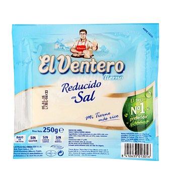 El Ventero Queso bajo en sal 250 g