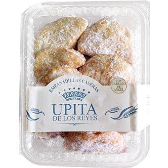 UPITA DE LOS REYES Empanadillas caseras con cabello de ángel estuche 350 g