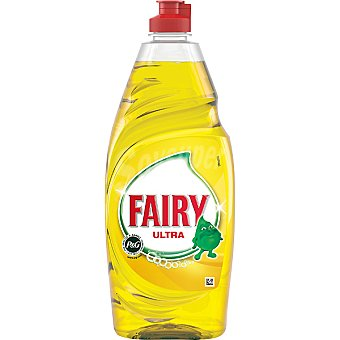 Fairy Lavavajillas mano ultra Limón 750 ml