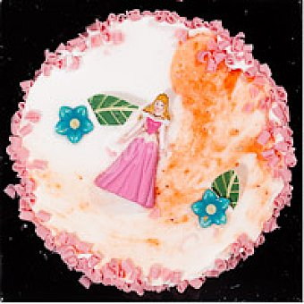 Eroski Tarta Disney Princesas 550 g