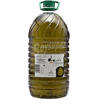 DEGUSTE aceite de oliva virgen extra suave bidon  5 l