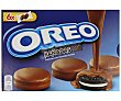 Galletas Oreo Bañadas Chocolate con Leche 6 bolsas de 2 galletas (246 g) Oreo