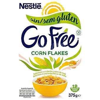 Nestlé Cereales corn flakes sin gluten Paquete 375 g