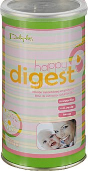 Deliplus Soluble happy digest Bote 300 g