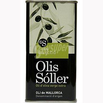 Olis soller Aceite de oliva virgen extra D.O. Mallorca lata 250 ml Lata 250 ml