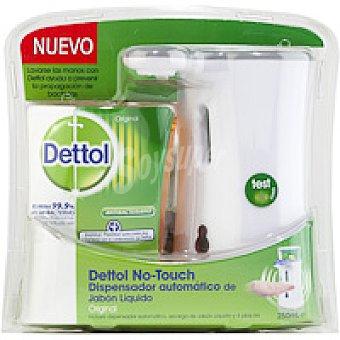 DETOLL No Touch Jabón original Pack 1 unid. + recambio
