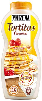 Maizena Preparado para elaborar tortitas-pancakes- 215 Gramos