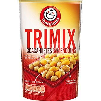 MATUTANO Trimix Mezcla de 3 tipos de cacahuetes Bolsa 155 g