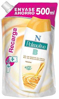 Palmolive Gel NB Leche y Miel 500ml Recambio 500 ml