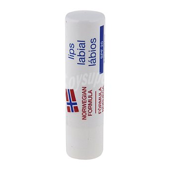Neutrogena Protector labial SPF 20 1 ud