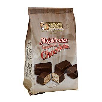 E.moreno Hojaldradas bañadas de chocolate 300 g