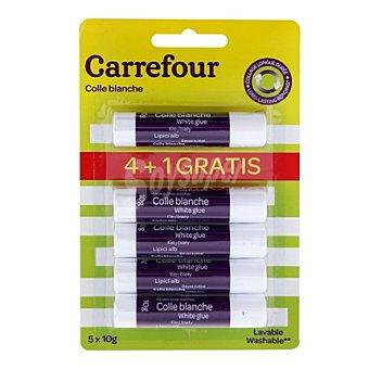 Carrefour Barras Pegamento 10gr 5 ud