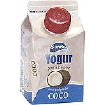 Sandra Yogur liquido coco Botellin 250 g