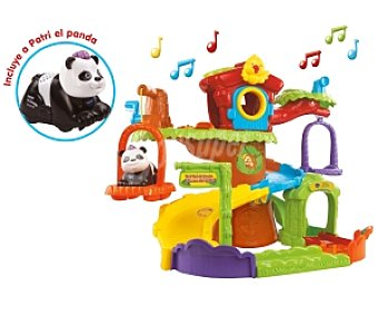 V-TECH La Casa Arbol Musical de Tut Tut animals+patri el Panda 1 Unidad