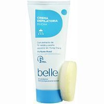 Belle Crema depilatoria ducha Tubo 200 ml