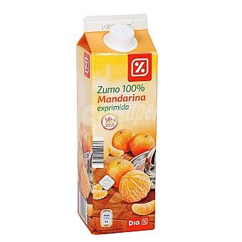 DIA Zumo exprimido mandarina Envase 1 lt