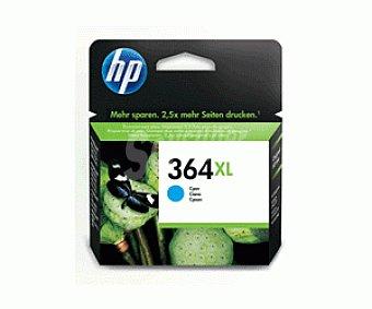 HP Cartuchos de Tinta 364 XL Cian 1u
