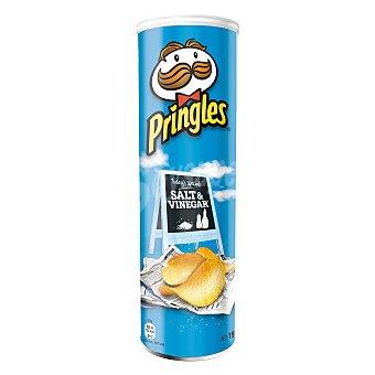Pringles Patatas fritas sabor sal y vinagre Envase 190 g