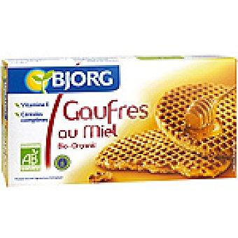 Bjorg Gofres de miel de agricultura biológica Estuche 175 g