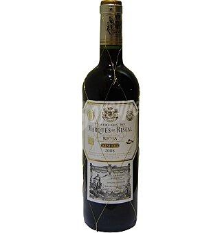 Marqués de Riscal- Castilla y León - Vinos de la Tierra de Castilla y León Vino rioja reserva 75 CL