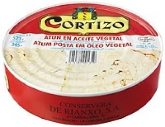 Cortizo Atún en aceite Lata 550 g
