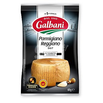 Galbani Queso rallado parmigiano reggiano 60 grs