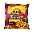 Forno Country patatas congeladas corte rústico Bolsa 650 g Mc Cain