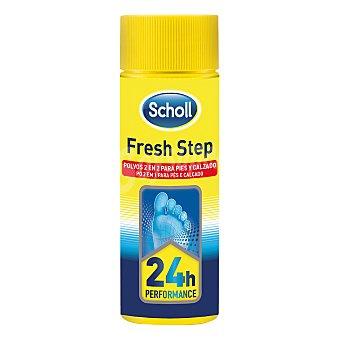 Scholl Odor Control polvos superabsorbentes de pies y calzado doble acción 24h de protección Bote 75 g