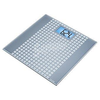 Beurer Báscula de baño electrónica de vidrio